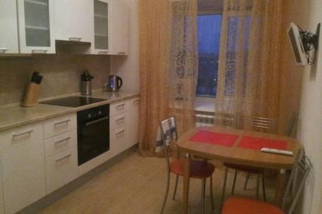 Сдается 2-комнатная квартира посуточно в Хабаровске, ул. Саратовская, 4а.