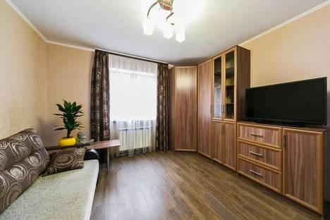 Сдается 1-комнатная квартира посуточнов Люберцах, улица Кирова, 9к1.