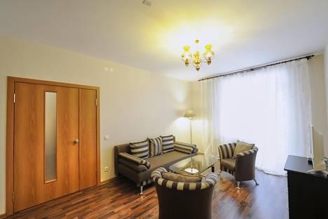 Сдается 1-комнатная квартира посуточнов Перми, Подлесная улица, 43А.