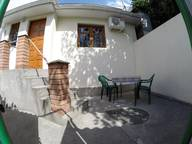Сдается посуточно коттедж в Алупке. 18 м кв. Крым. г Алупка. ул. Приморская2