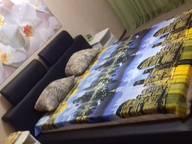 Сдается посуточно 1-комнатная квартира в Челябинске. 45 м кв. улица Комсомольский проспект дом 124
