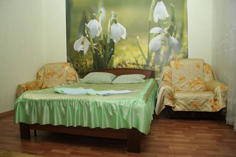 Сдается 3-комнатная квартира посуточно в Казани, улица Академика Глушко, 4.