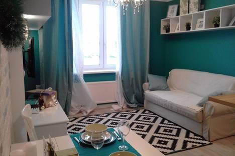 Сдается 1-комнатная квартира посуточнов Тюмени, улица 50 Лет Октября 57а.