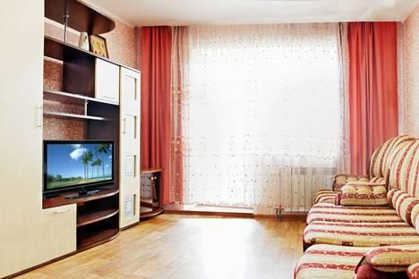 Сдается 1-комнатная квартира посуточнов Абакане, ГОСТЕПРИИМНЫЙ СОБСТВЕННИК ,улица Авиаторов, 10.