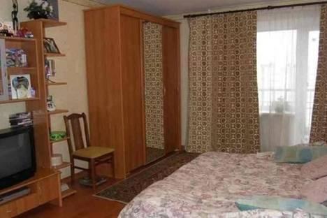 Сдается 1-комнатная квартира посуточнов Чебоксарах, проспект Мира, 14.