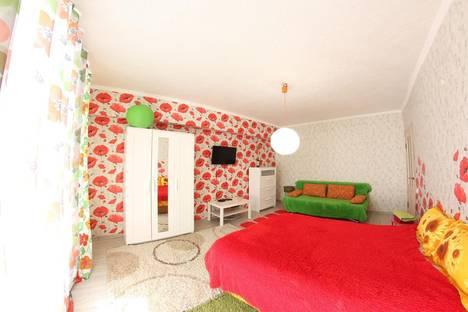 Сдается 1-комнатная квартира посуточно в Алматы, Алматинская область,Дзержинского 37 Гоголя.