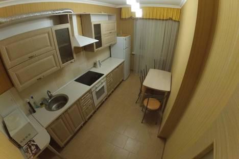 Сдается 1-комнатная квартира посуточнов Казани, проспект Альберта Камалеева, 34а.