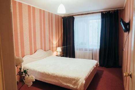 Сдается 2-комнатная квартира посуточно в Нефтекамске, ул.Дорожная, д.55.