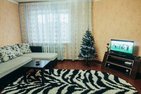 Сдается 1-комнатная квартира посуточно в Нефтекамске, Комсомольский проспект 39.