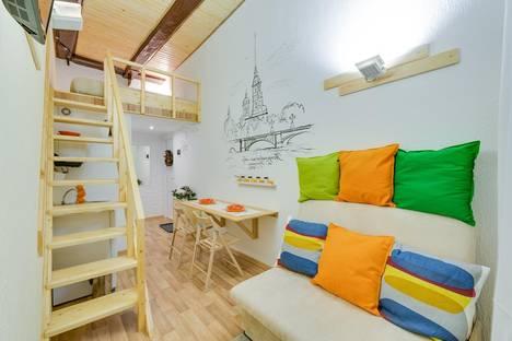 Сдается 1-комнатная квартира посуточнов Пушкине, Казанская улица 26/27.