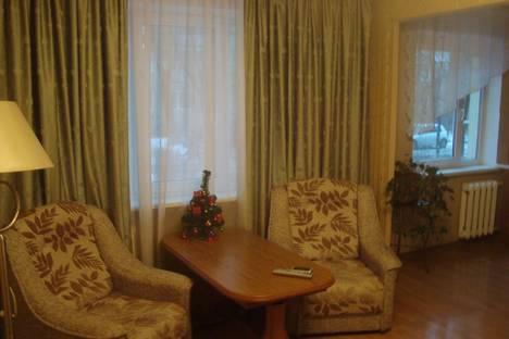 Сдается 1-комнатная квартира посуточнов Калининграде, улица Минская д.1.