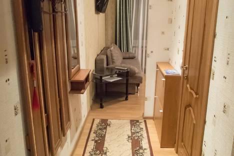 Сдается 1-комнатная квартира посуточно в Калининграде, улица Минская д.1.