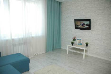 Сдается 2-комнатная квартира посуточно в Кемерове, улица Спортивная 17.