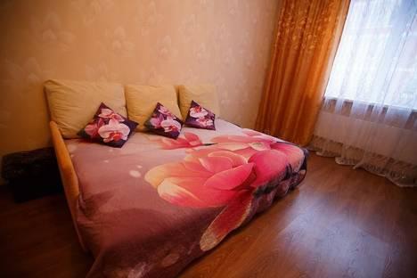 Сдается 1-комнатная квартира посуточно в Брянске, пр. Станке Димитрова 67/2.