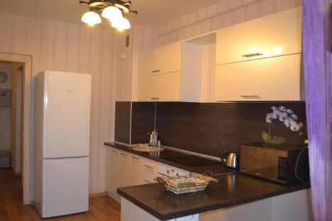Сдается 1-комнатная квартира посуточно в Перми, улица Космонавта Беляева 8.