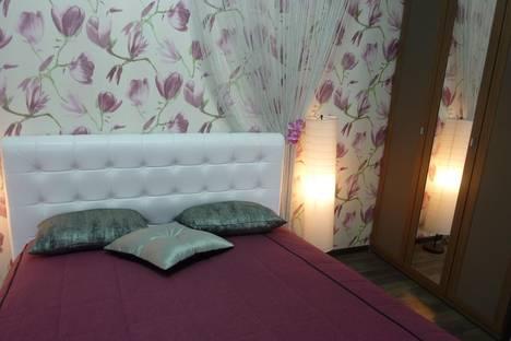 Сдается 1-комнатная квартира посуточно в Ижевске, Воткинское шоссе, 8.