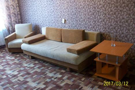 Сдается 2-комнатная квартира посуточнов Назарове, мкр 9, дом 10.