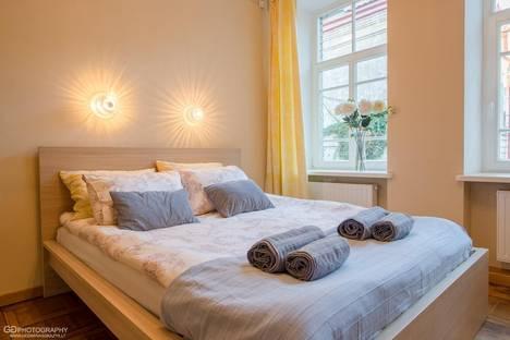 Сдается 3-комнатная квартира посуточно в Вильнюсе, Bernardinų gatvė, 3.