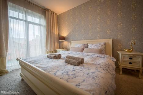 Сдается 3-комнатная квартира посуточно, Žygimantų gatvė, 14.