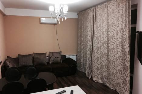 Сдается 2-комнатная квартира посуточно в Махачкале, Гамидова а 49 к1.