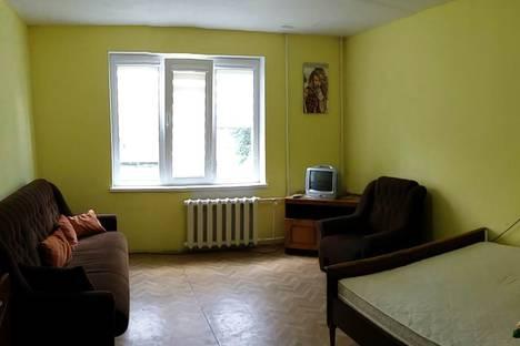 Сдается 2-комнатная квартира посуточно в Полоцке, улица Хруцкого 4.