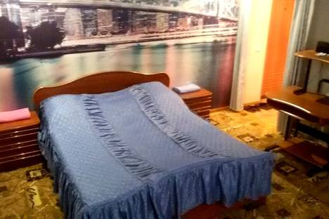 Сдается 1-комнатная квартира посуточно в Ухте, Строителей проезд, 20.