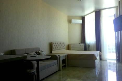Сдается 1-комнатная квартира посуточнов Батуми, Batumi, Sherif Khimshiashvili Street, 9.