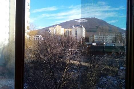 Сдается 2-комнатная квартира посуточно, проспект Калинина, 19.