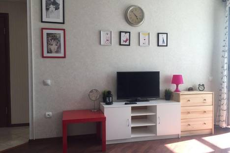 Сдается 1-комнатная квартира посуточно в Астане, улица Желтоксан 12.
