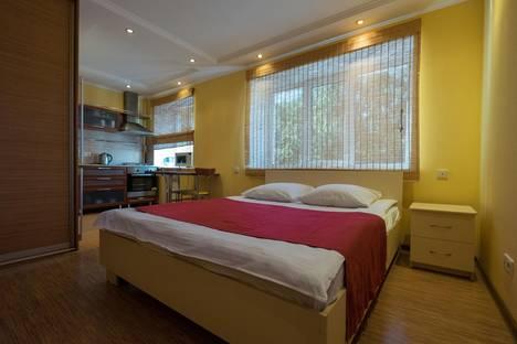 Сдается 1-комнатная квартира посуточнов Томске, Красноармейская улица, 101.