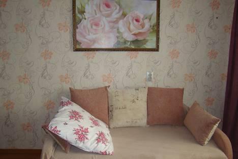 Сдается 1-комнатная квартира посуточново Владикавказе, Московская 49.