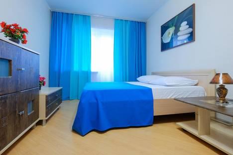 Сдается 1-комнатная квартира посуточнов Томске, Советская улица, 98.
