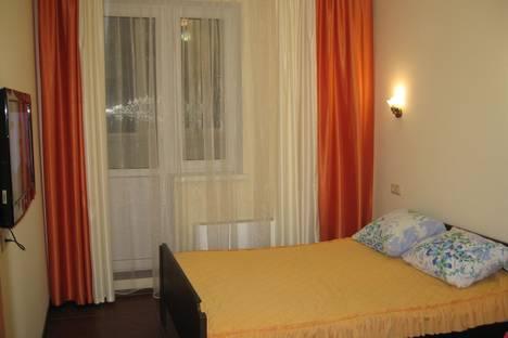 Сдается 1-комнатная квартира посуточнов Химках, Московская область, Путилково, Спасо-Тушинский бульвар дом 2.