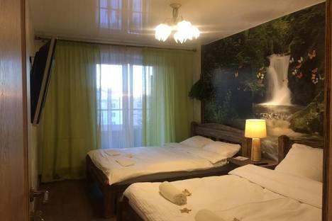 Сдается 1-комнатная квартира посуточново Владимире, Центральная улица, 19ж.