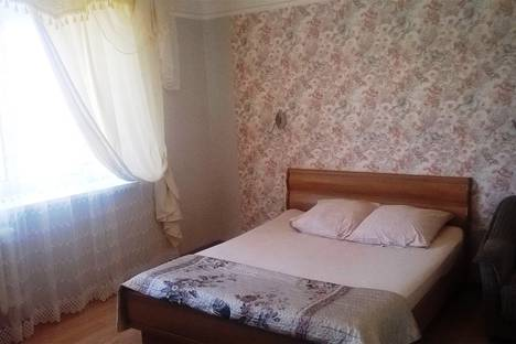 Сдается 1-комнатная квартира посуточно, улица Комсомольская, 322А.