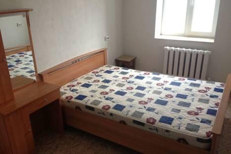 Сдается 2-комнатная квартира посуточнов Якутске, улица Дзержинского 20/1.