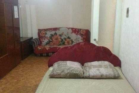 Сдается 1-комнатная квартира посуточнов Якутске, улица Свердлова 6/1.