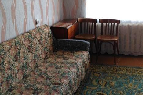 Сдается 2-комнатная квартира посуточно, микрорайон Якиманиха.
