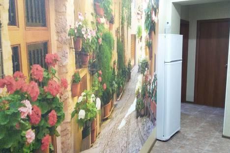 Сдается 1-комнатная квартира посуточно в Иркутске, улица Пискунова, 138а корпус 12.