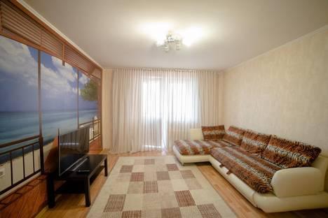Сдается 2-комнатная квартира посуточно в Красноярске, улица Водопьянова 26.