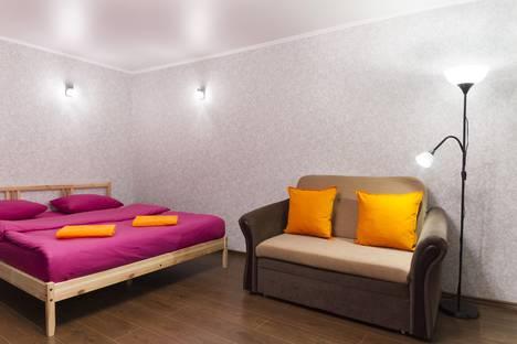 Сдается 1-комнатная квартира посуточно в Туле, улица Пионерская, 3.