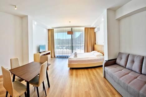 Сдается 1-комнатная квартира посуточно в Гурзуфе, посёЯлтинская улица, 14.