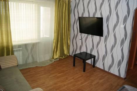 Сдается 2-комнатная квартира посуточнов Балакове, улица проспект Героев, 2.