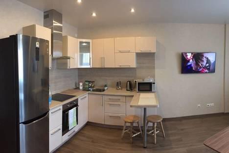 Сдается 2-комнатная квартира посуточнов Приморском, край,улица Крыгина, 40.