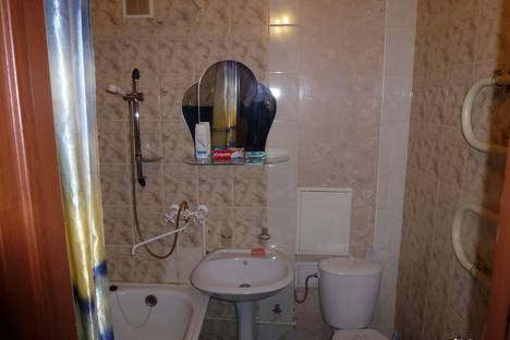 Сдается 1-комнатная квартира посуточнов Казани, улица Галимджана Баруди, 5.