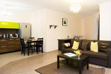 Сдается 2-комнатная квартира посуточно в Перми, Бульвар Гагарина 65а.