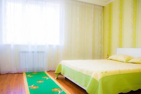 Сдается 2-комнатная квартира посуточно в Алматы, улица Бальзака 8.