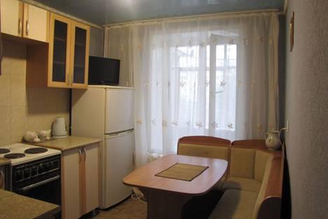 Сдается 1-комнатная квартира посуточно в Зеленогорске, Парковая улица 66.