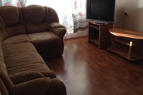 Сдается 2-комнатная квартира посуточнов Зеленогорске, улица Мира, 69.