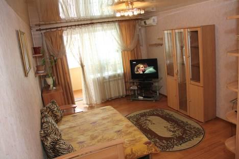 Сдается 1-комнатная квартира посуточнов Хабаровске, улица Ленина, 49.